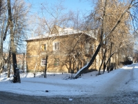 Yekaterinburg, Mayakovsky st, house 3. Apartment house