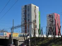 叶卡捷琳堡市,  , house 2Е с.3 СТР. 公寓楼