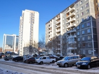 Yekaterinburg, Krasin st, house 3. Apartment house