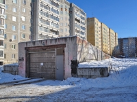 Yekaterinburg, Krasin st, garage (parking)