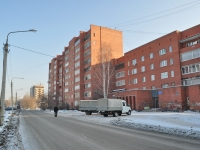Yekaterinburg, Kolkhoznikov st, house 52. Apartment house
