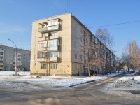 Yekaterinburg, Kolkhoznikov st, house 87. Apartment house
