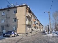 叶卡捷琳堡市, Yelizavetinskoe rd, 房屋 8. 公寓楼