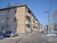 Yekaterinburg, Yelizavetinskoe rd, house 8. Apartment house