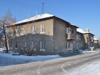 Yekaterinburg, Yelizavetinskoe rd, house 22. Apartment house