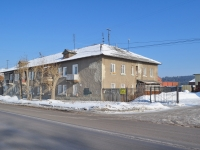 Екатеринбург, Елизаветинское шоссе, дом 24. многоквартирный дом