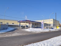 Yekaterinburg, fuel filling station Екойл, Yelizavetinskoe rd, house 41/1