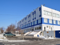 Yekaterinburg, Yelizavetinskoe rd, house 42. office building
