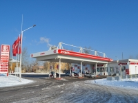 Yekaterinburg, Yelizavetinskoe rd, house 60. fuel filling station