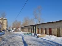 Екатеринбург, Елизаветинское шоссе, хозяйственный корпус