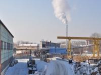 叶卡捷琳堡市, Yelizavetinskoe rd, 工业性建筑