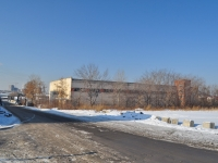Yekaterinburg, Yelizavetinskoe rd, service building