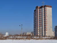 Yekaterinburg, Korotky alley, house 3. Apartment house