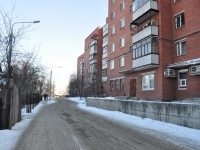 Yekaterinburg, Korotky alley, house 12. Apartment house