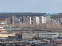 叶卡捷琳堡市, Korotky alley, 房屋 5/1. 公寓楼