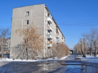 Yekaterinburg, Shishimskaya str, house 10. Apartment house
