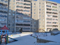 Yekaterinburg, Shishimskaya str, house 19. Apartment house