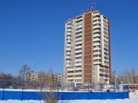 Yekaterinburg, Shishimskaya str, house 26. Apartment house