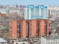 Екатеринбург, улица Шишимская, дом 13. многоквартирный дом