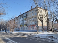 neighbour house: st. Blagodatskaya, house 53. Apartment house