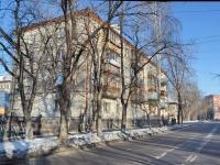 Yekaterinburg, Blagodatskaya st, house 72. Apartment house