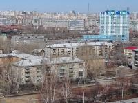 Екатеринбург, улица Благодатская, дом 53. многоквартирный дом