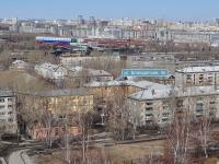 Yekaterinburg, Blagodatskaya st, house 55. Apartment house