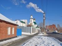 Екатеринбург, храм во имя Преображения Господня, улица Походная, дом 2