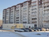 叶卡捷琳堡市, Pokhodnaya st, 房屋 69. 公寓楼