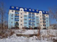 Yekaterinburg, Pokhodnaya st, house 71. Apartment house