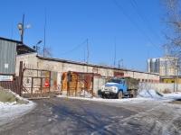 Yekaterinburg, Pokhodnaya st, industrial building