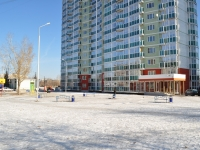 Yekaterinburg, Samoletnaya st, house 23. Apartment house