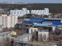 叶卡捷琳堡市, Samoletnaya st, 房屋 3/3. 公寓楼