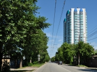Yekaterinburg, Samoletnaya st, house 33. Apartment house