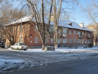 Yekaterinburg, Raevsky st, house 12. Apartment house