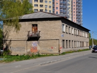 Yekaterinburg, Raevsky st, house 8. Apartment house