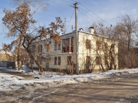 Yekaterinburg, Savva Belykh str, house 37. Apartment house