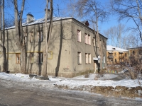 Yekaterinburg, Savva Belykh str, house 39. Apartment house