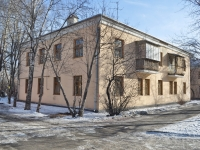 neighbour house: st. Luganskaya, house 7. Apartment house