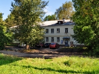 neighbour house: st. Luganskaya, house 23А. Apartment house