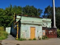 Yekaterinburg, Luganskaya st, house 27. service building