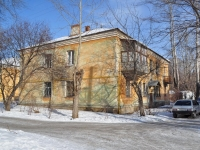 Yekaterinburg, Khutorskaya str, house 4. Apartment house