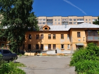 neighbour house: alley. Shorny, house 13Б. Apartment house