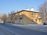Yekaterinburg, Molotobojtcev st, house 4. Apartment house
