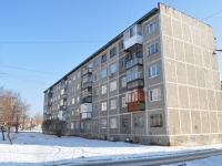 Yekaterinburg, Molotobojtcev st, house 13. Apartment house