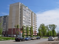 Yekaterinburg, Molotobojtcev st, house 12. Apartment house