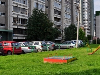 Yekaterinburg, Tbilissky blvd, house 11. Apartment house