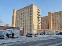 Yekaterinburg, Iyulskaya st, house 18. hostel