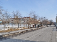 Yekaterinburg, gymnasium №35, Iyulskaya st, house 32
