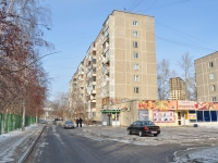 neighbour house: st. Iyulskaya, house 39/2. Apartment house